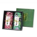 九谷つばき(クタニツバキ) 特撰ぐり茶 120g×2本セット箱入(定番)