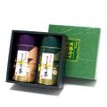 萩花の宴(シュウカノエン) 特撰ぐり茶 120g×2本セット箱入(定番)