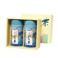 富士山(フジサン) 特撰ぐり茶 100号 / 冬の彩り 各120g 2本セット箱入
