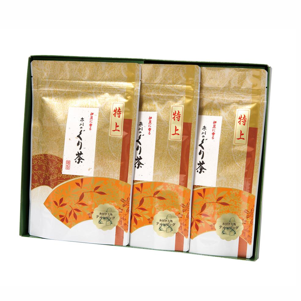 特撰ぐり茶150号糸付ティーバッグ(3g×24P)×2袋