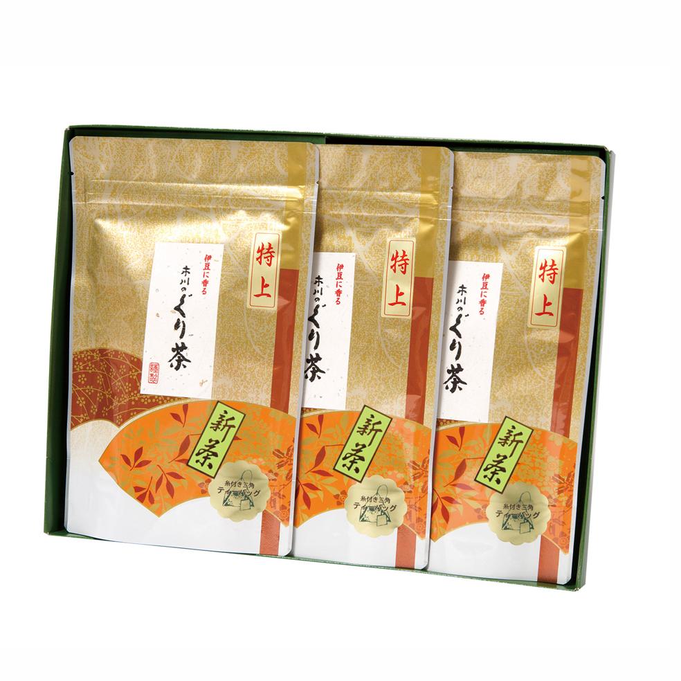 新茶 特撰ぐり茶150号糸付ティーバッグ(3g×24P)×2袋(5月中旬予定)