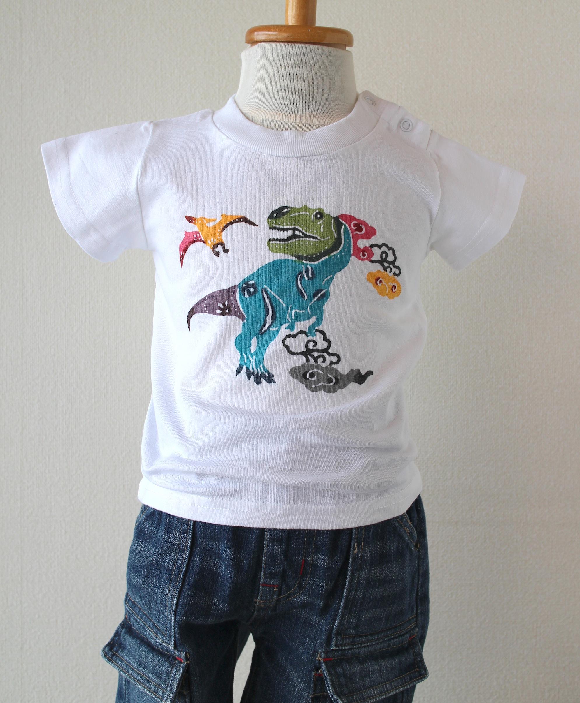 キッズT(恐竜)