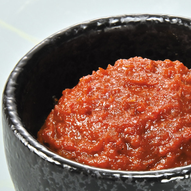 ニンニク唐辛子味噌イメージ