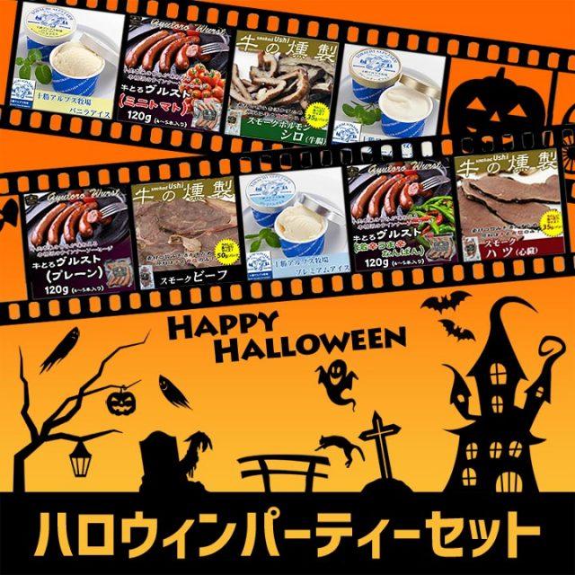送料込み ハロウィンパーティーセット【2017】