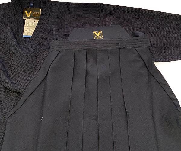 ミツボシヴィクシア剣道着・袴セット (刺繍代込)