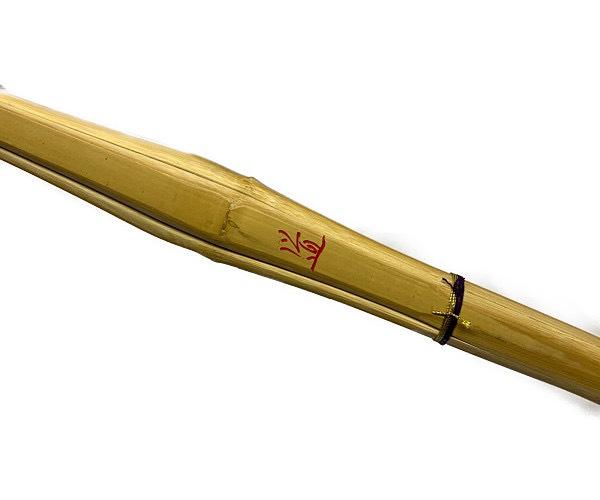 胴張型竹刀 39 道 桂竹