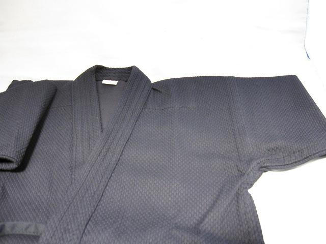 紺染め剣道着一重 (刺繍代込)