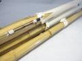 38高校生男子用竹刀完成品 柄細タイプ 仁