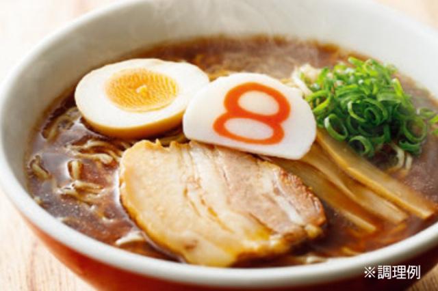 八番麺 細麺(4食入り)