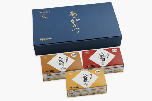 八番麺 唐麺入り詰合せ(11食入り)