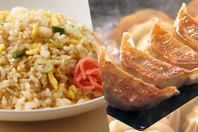 冷凍餃子・炒飯セット