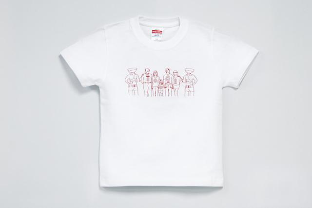 Tシャツ「ハッスルブラザーズ」