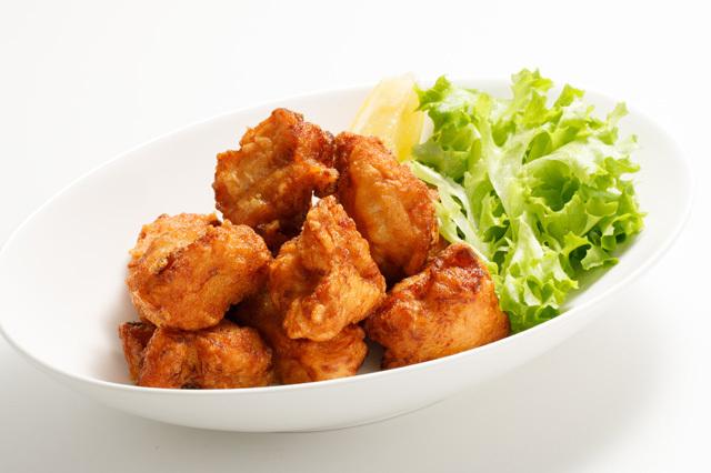 8番鶏の唐揚げ