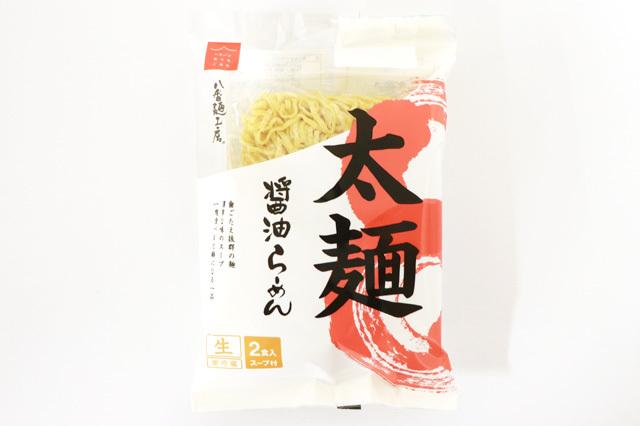 おうちごはん 太麺 醤油