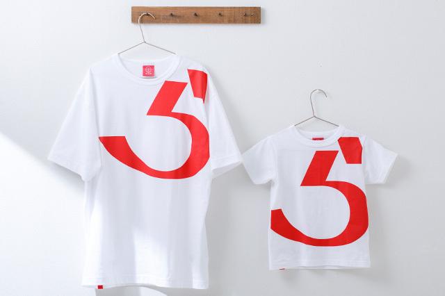 「ら」8番らーめん × OJICOコラボTシャツ