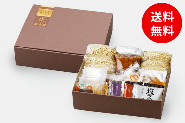 【期間・数量限定】拉麺物語(6食入り)