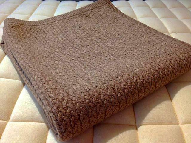 ソフィアカシミヤ カシミヤ100%毛布