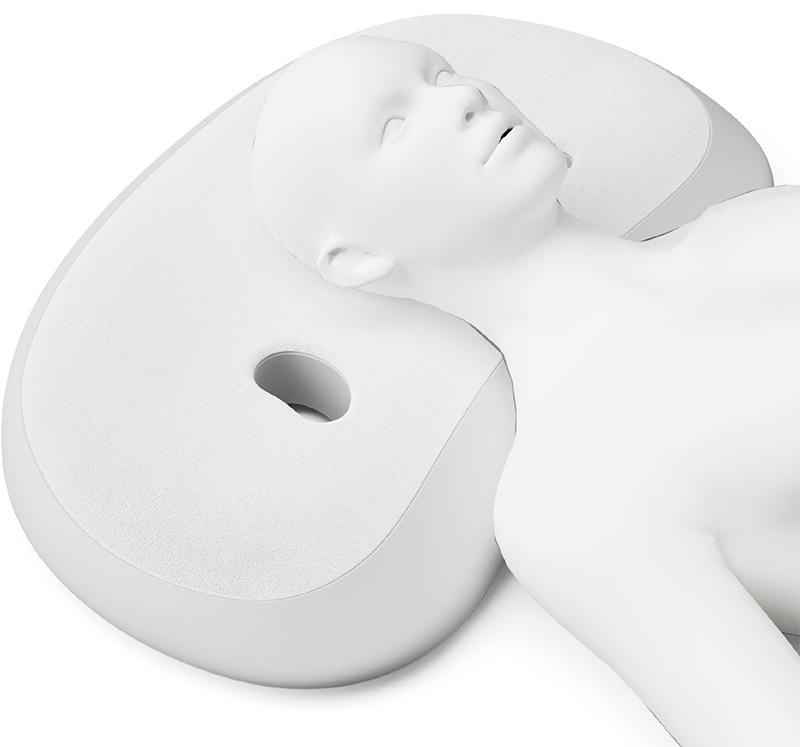 十分な睡眠で免疫力をアップ出来るオーダーメイド枕 スキャナーピロー(引換券)