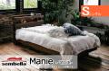 木製ベッドフレーム(マットレス別売) Manie マニエ シングルサイズ -床板すのこタイプ-