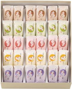 【お正月限定】 干支のまゆ最中 30個入 お化粧箱