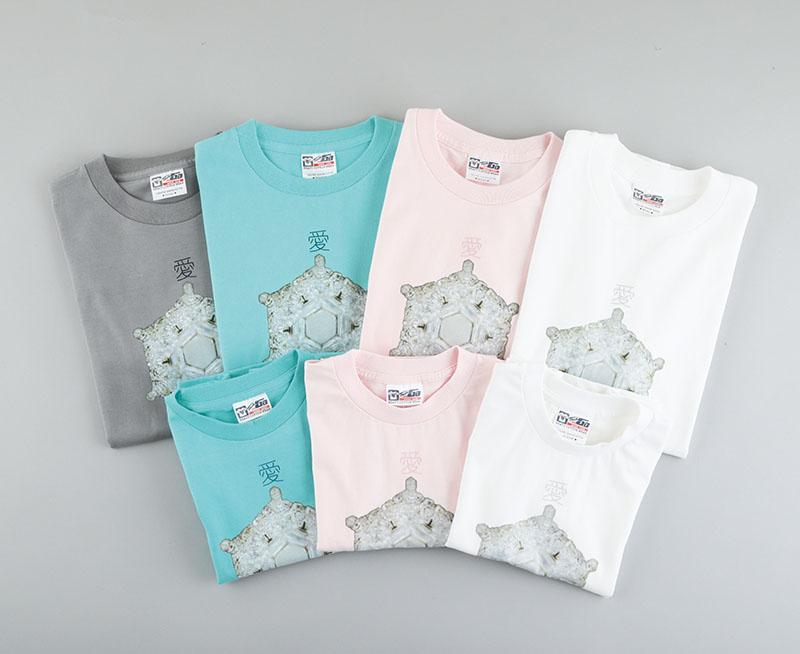 愛感謝Tシャツ