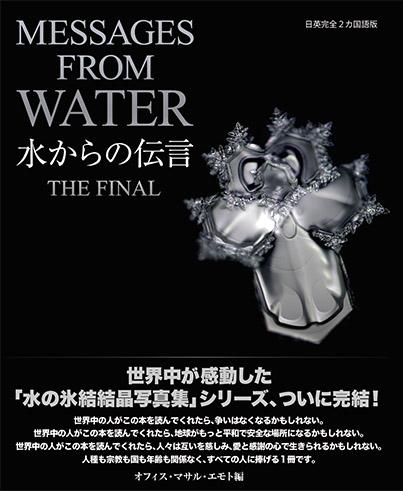 『水からの伝言 ザ・ファイナル』表紙