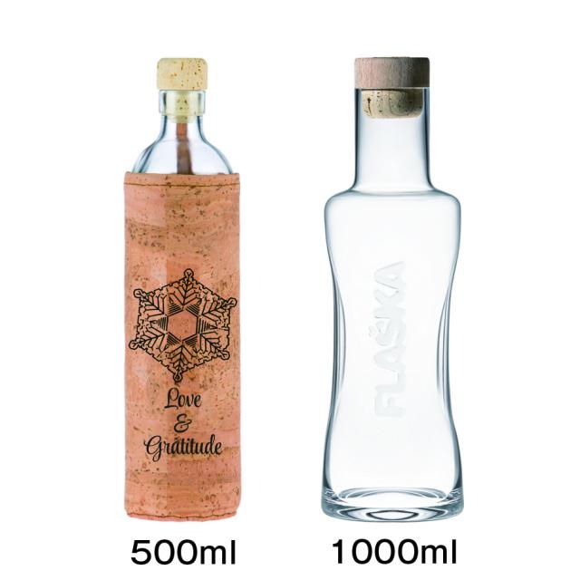 FLASKA ウォーターボトル