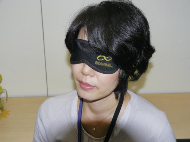 メディカル・バイオラバー「アイマスク」