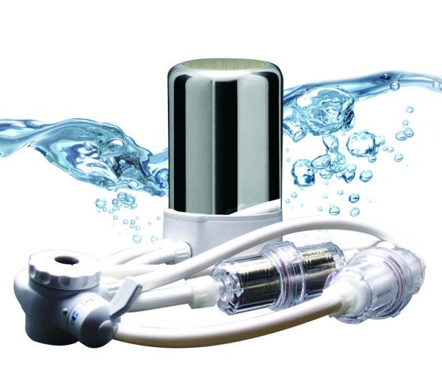 卓上浄活水器「お水さんありがとう」