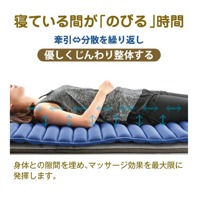 のびるパッド nobiraku(のびらく)伸びる時間
