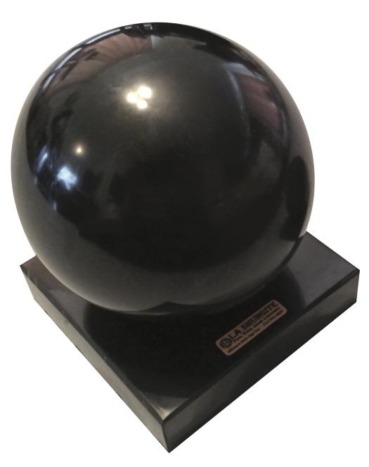 シュンガイト球体