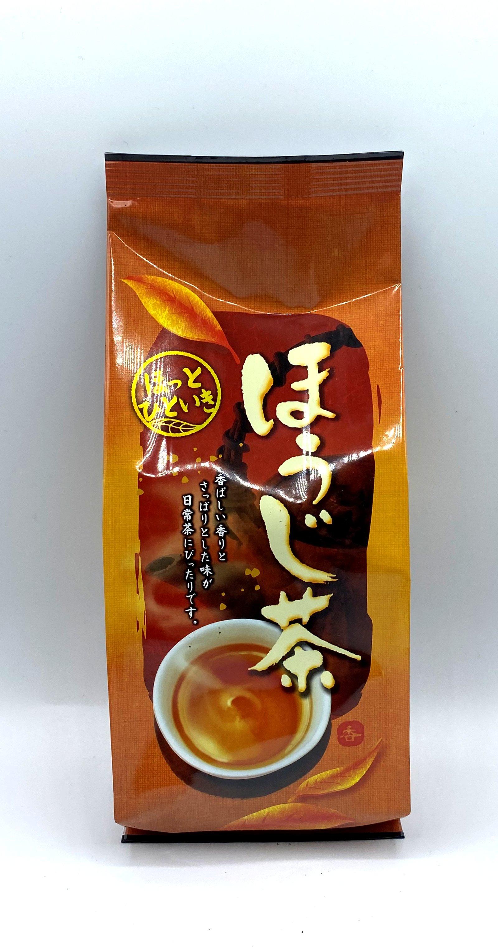 奈良県産 焙じ番茶
