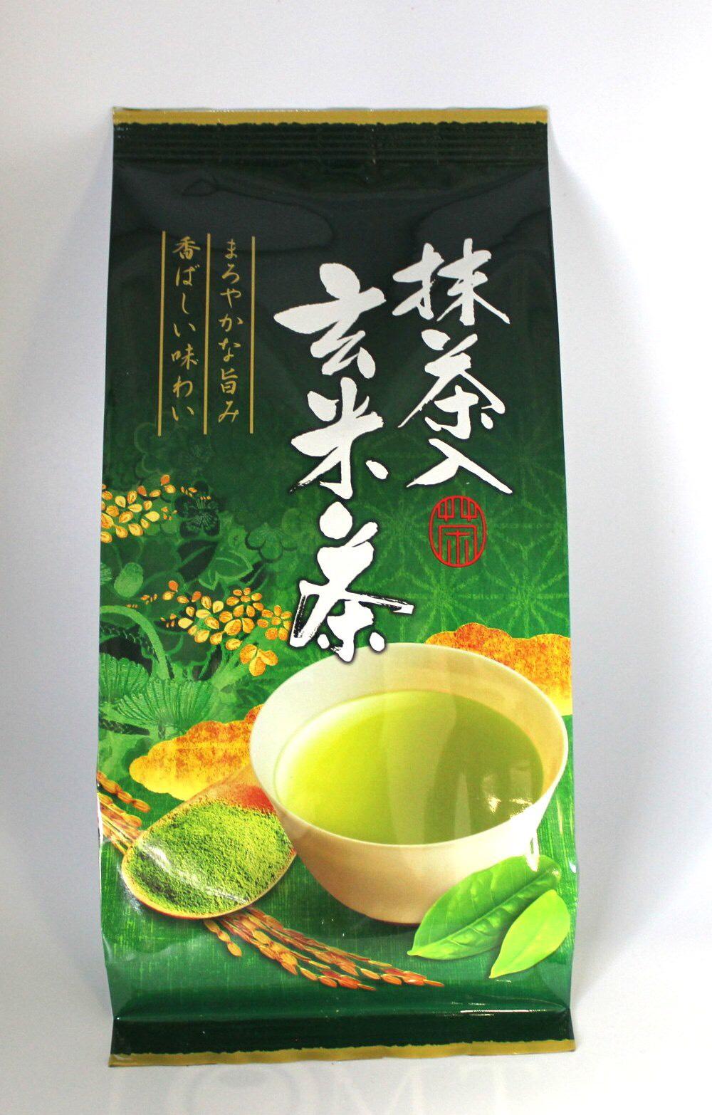 【お得!】抹茶入り玄米茶
