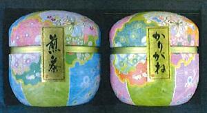 静岡銘茶詰合せ(HK2-30)