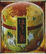 焙じ茶・手鞠缶(HO-10)