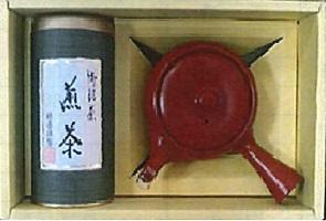 静岡茶・急須セット