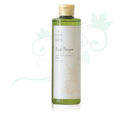 ヴィーダフル スカルプシャンプー  300ml☆育毛効果大!フミン酸0%のミヤモンテ・フルボ酸使用