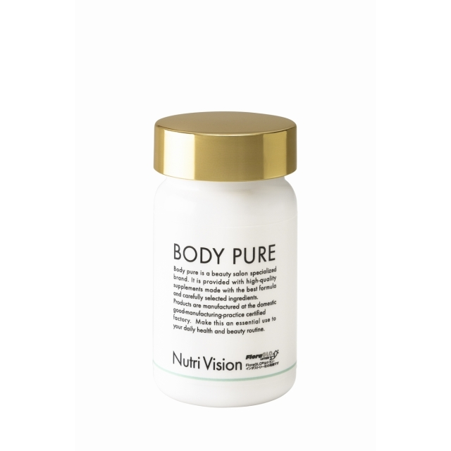 BODY PURE (ボディーピュア) ニュートリビジョン 目にきく医療レベルのサプリメント