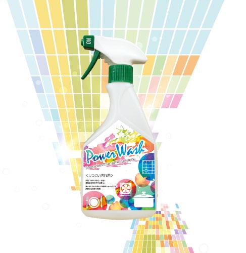 フロンテ テラパワーウォッシュ400ml&1000ml☆手荒れゼロの安心設計の洗浄剤