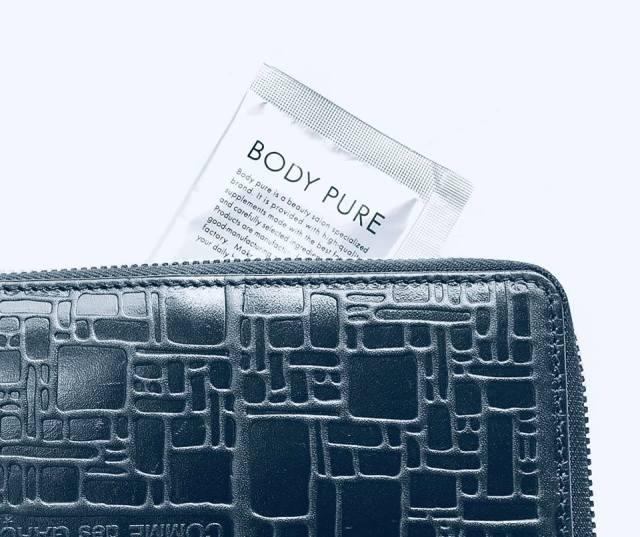 BODY PURE (ボディーピュア) L-カルニチン1000プラス 分包タイプ5錠