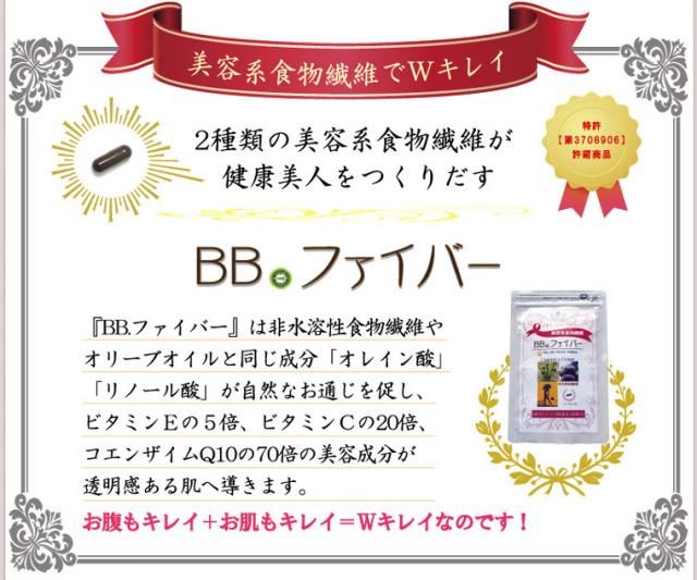 BB.ファイバー 30日分