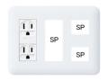 【組合せ品】コンセントセット 接地ダブルコンセント2E、3SP、2SP パナソニック(Panasonic)