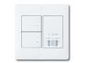 【組合せ品】スイッチセット ほたるスイッチB(片切)×2、熱線センサ付自動スイッチ(親器・多箇所検知形)(2連用) パナソニック(Panasonic)