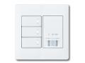 【組合せ品】スイッチセット ほたるスイッチB(片切)×3、熱線センサ付自動スイッチ(親器・多箇所検知形)(2連用) パナソニック(Panasonic)