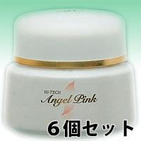 【送料無料】薬用エンジェルピンク6個セット 当社人気の美白ジェルクリーム