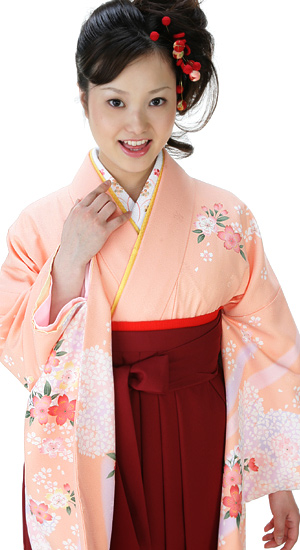 卒業式の着物・袴