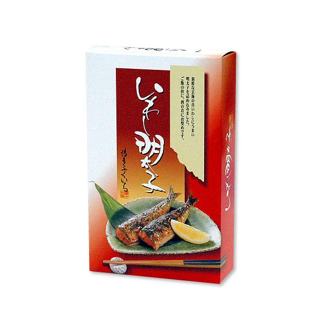 サ-10_いわし明太(2尾×2袋) 商品形態