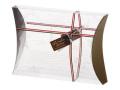 エアロケース フレンチ AO160  【オーバルタイプクリアケース】 1セット 50枚 1枚190円(税抜)