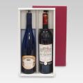 ロングワインかぶせ箱2本入れ用 内寸:345×175×82 1セット50枚