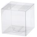 ノーマル クリアケース PNN−100 サイズW100×D100×H100 材質PVC 1セット300枚